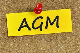 agm note on a pin board