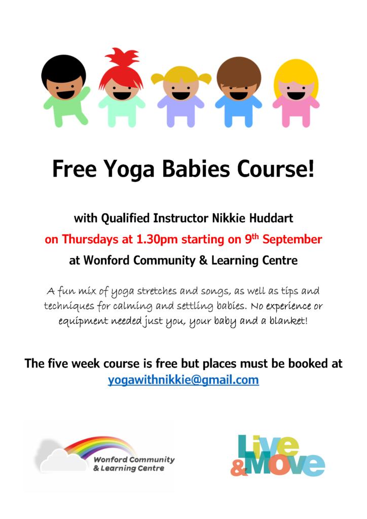 Free Yoga Babies